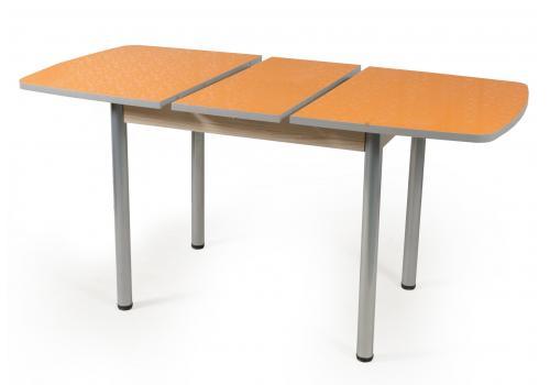 Стол обеденный раздвижной Лаванда+4 стула Ромашка, фото 2