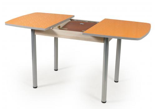 Стол обеденный раздвижной Лаванда+4 стула Ромашка, фото 3