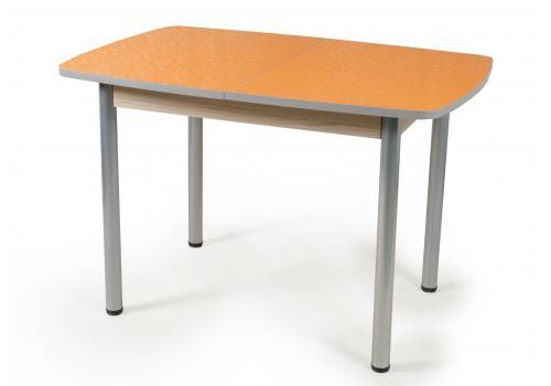 Стол обеденный раздвижной Лаванда+4 стула Ромашка, фото 4