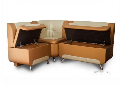 Кухонный диван угловой Люксор, фото 2