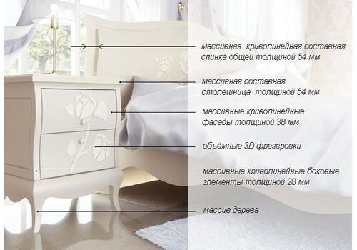 Астория Шкаф для одежды МН-218-03-220, фото 3