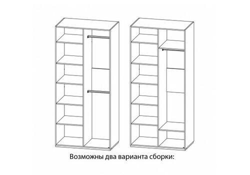 Астория Шкаф МН-218-05-220, фото 2