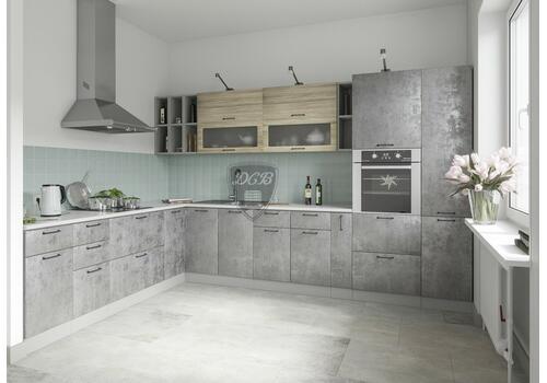 Кухня Лофт Шкаф нижний угловой СУ 850*850, фото 6