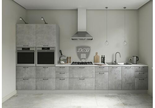 Кухня Лофт Шкаф нижний комод 2 ящика СК2 500, фото 8