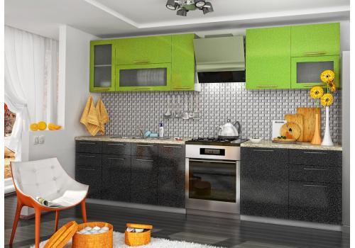 Кухня Олива Шкаф верхний торцевой угловой ПТ 400 / h-700 / h-900, фото 7