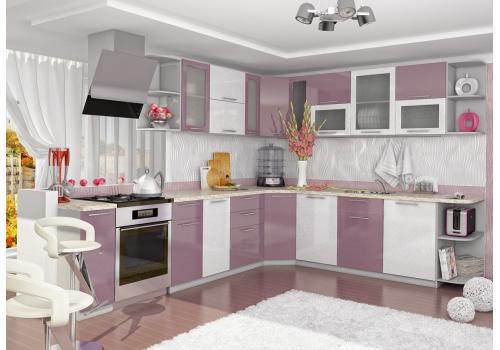 Кухня Олива Шкаф верхний торцевой угловой ПТ 400 / h-700 / h-900, фото 6
