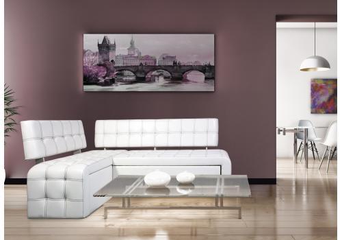 Кухонный диван угловой со спальным местом Прага, фото 2