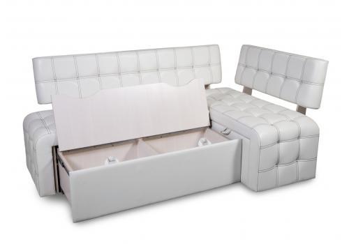 Кухонный диван угловой со спальным местом Прага, фото 4