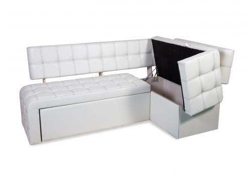 Кухонный диван угловой со спальным местом Прага, фото 5