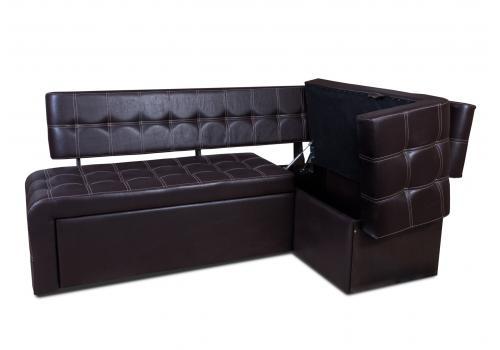 Кухонный диван угловой со спальным местом Прага, фото 9