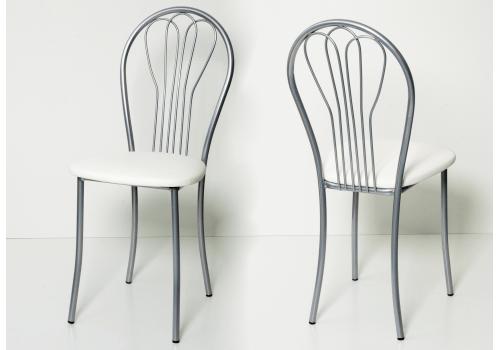 Стол обеденный раздвижной Лаванда+4 стула Ромашка, фото 17