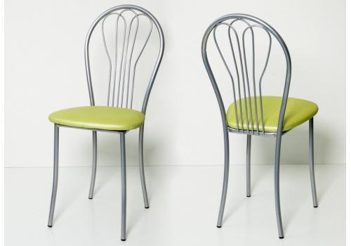 Стол обеденный раздвижной Лаванда+4 стула Ромашка, фото 7
