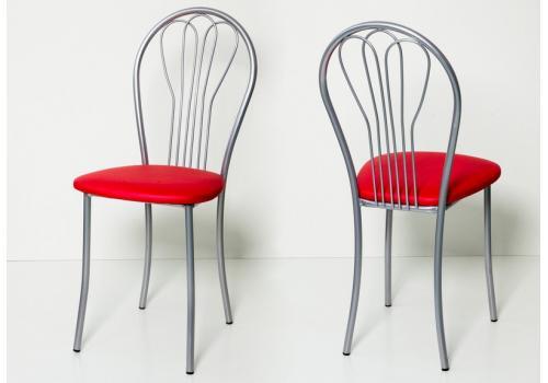Стол обеденный раздвижной Лаванда+4 стула Ромашка, фото 9