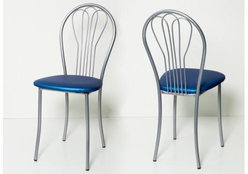 Стол обеденный раздвижной Лаванда+4 стула Ромашка, фото 10