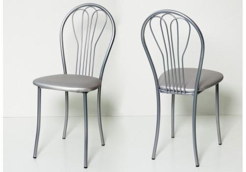 Стол обеденный раздвижной Лаванда+4 стула Ромашка, фото 11