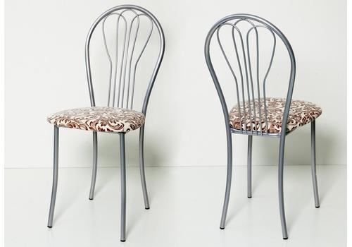 Стол обеденный раздвижной Лаванда+4 стула Ромашка, фото 15