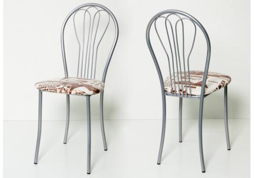 Стол обеденный раздвижной Лаванда+4 стула Ромашка, фото 16