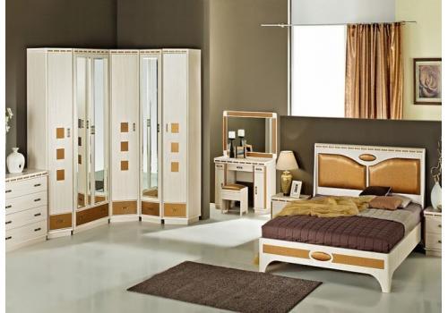Кэри Голд Кровать 1400 ПМ, фото 4