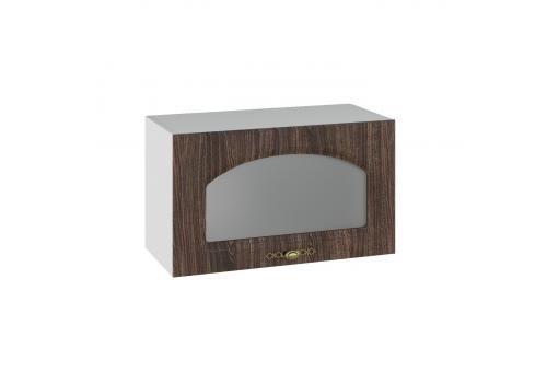 Кухня Монако ПГС 600 Шкаф верхний, стекло / h-350 / h-450, фото 2