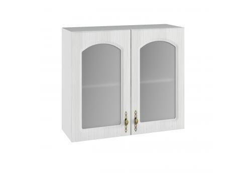 Кухня Монако ПС 800 Шкаф верхний стекло / h-700 / h-900, фото 1