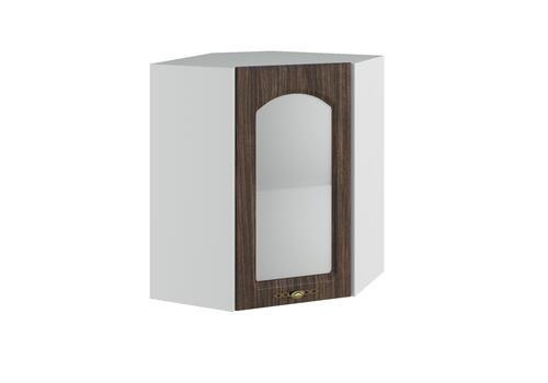 Кухня Монако ПУС 550*550 Шкаф верхний угловой стекло / h-700 / h-900, фото 2