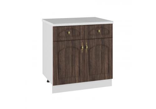 Кухня Монако С2Я 800 Шкаф нижний / 2 ящика, фото 1