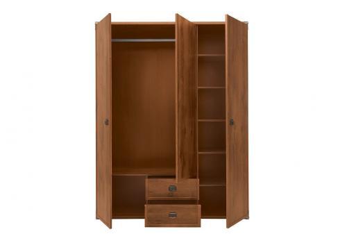 Индиана Шкаф 3-х дверный JSZF 3D2S, фото 5