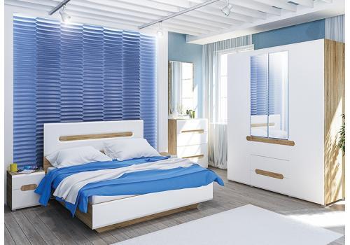 Леонардо Кровать МН-026-10/160, фото 3
