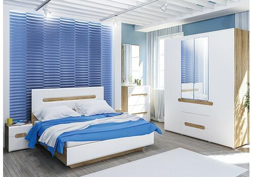 Леонардо Кровать МН-026-10-180, фото 2