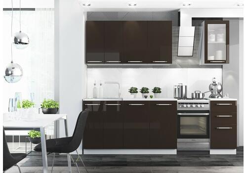 Кухня Олива Шкаф верхний ПГСФ 600 / h-350 / h-450, фото 5