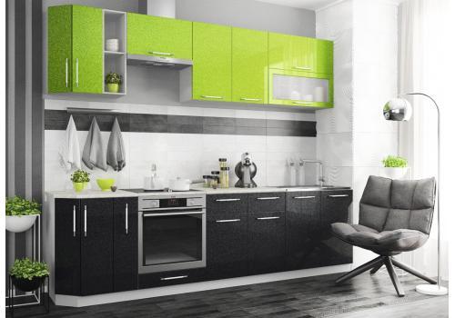 Кухня Олива Шкаф верхний ПГСФ 800 / h-350 / h-450, фото 3