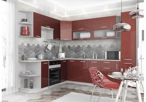 Кухня Олива Шкаф верхний ПГСФ 600 / h-350 / h-450, фото 6