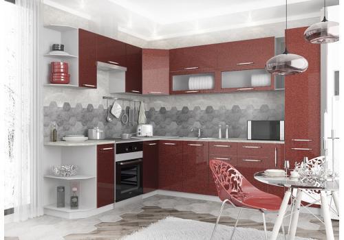 Кухня Олива Шкаф верхний ПГСФ 800 / h-350 / h-450, фото 4