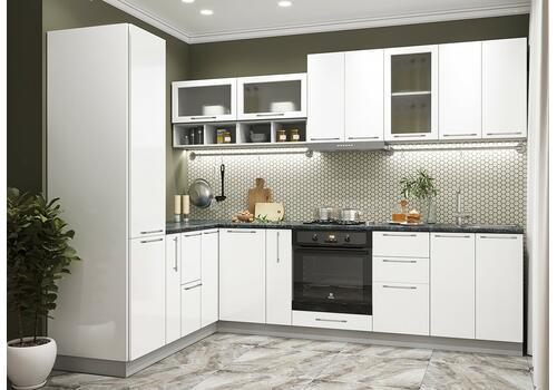 Кухня Олива Шкаф верхний ПГСФ 500 / h-350 / h-450, фото 2