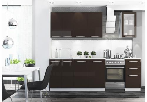 Кухня Олива Фасад торцевой для навесных шкафов / h-700 / h-900, фото 12