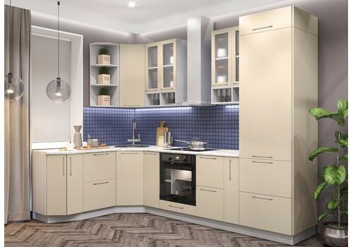 Кухня Олива Фасад торцевой для верхнего шкафа ПТ 400 / h-700 / h-900, фото 8
