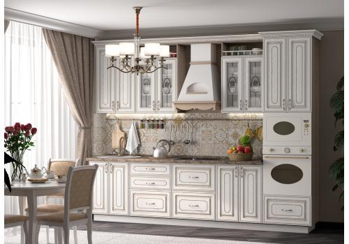 Кухня Анжелика Шкаф навесной угловой ШКН-600У / h-720 / h-920, фото 6