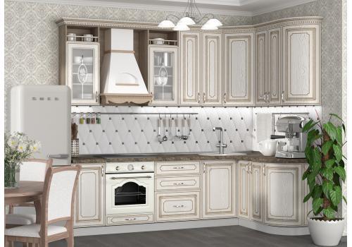 Кухня Анжелика Шкаф навесной угловой ШКН-600У / h-720 / h-920, фото 7