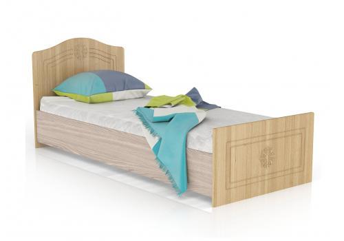 Онега Кровать 800 с основанием, фото 2