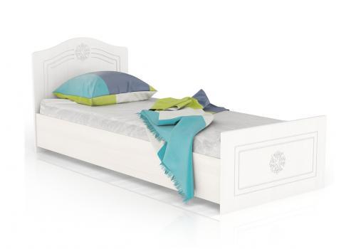 Онега Кровать 800 с основанием, фото 1