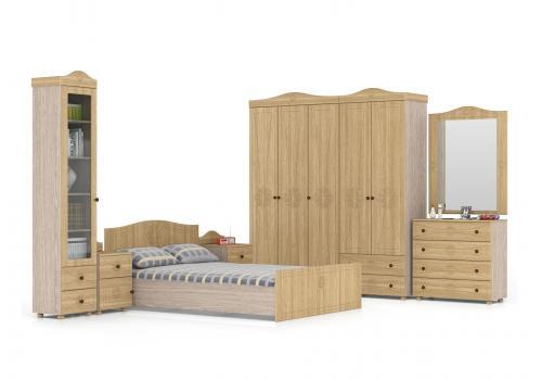 Онега Кровать 1400 с основанием, фото 4