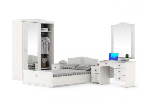 Онега Кровать 1400 с основанием, фото 3