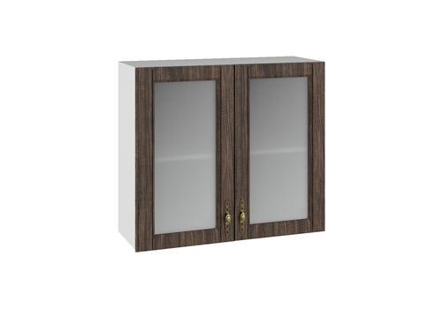 Кухня Империя Шкаф верхний стекло ПС 800 / h-700 / h-900, фото 1