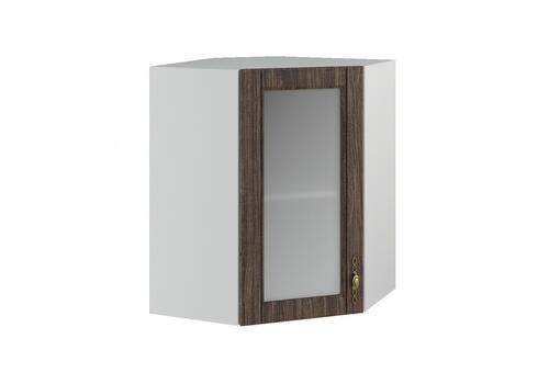 Кухня Империя Шкаф верхний угловой стекло ПУС 550*550 / h-700 / h-900, фото 1