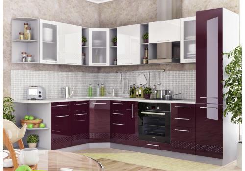 Кухня Капля Пенал с ящиками ПНЯ 600, фото 6