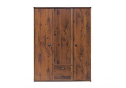 Индиана Шкаф 3-х дверный JSZF 3D2S, фото 1