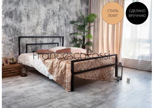 Кровать кованая Атланта 1.8, фото 1