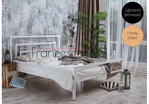 Кровать кованая Атланта 1.8, фото 4