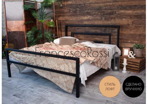 Кровать кованая Атланта 1.8, фото 3