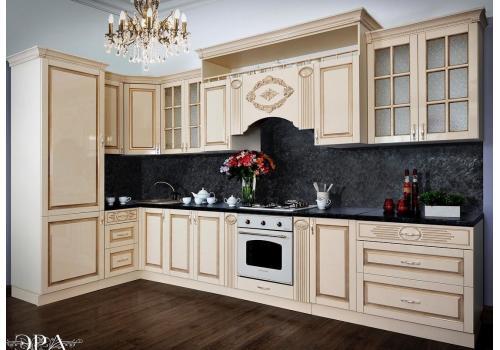Кухня Верона угловая 4100*1400, фото 1